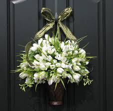 alluring front door decorations for spring rooms decor and ideas