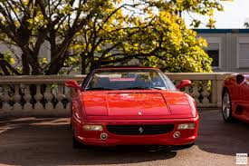 gemballa f355 cars u0026 coffee monaco 29 1 2017 supercars u0026 a rally icon lancia