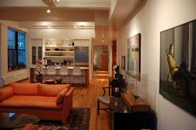 manhattan bridge view loft johnston design group
