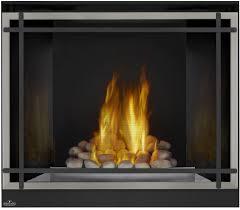 home decor gas fireplace rocks interior design ideas amazing