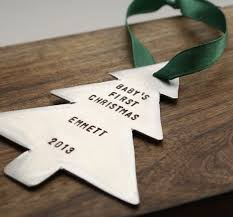 Custom Baby Ornaments 51 Best Baby U0027s First Christmas Images On Pinterest Babies First