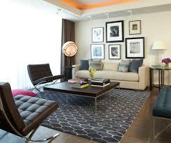 americana area rugs with farm table dining room farmhouse and