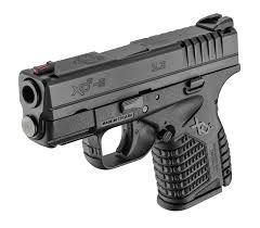 springfield xds laser light combo xd s 3 3 9mm handguns best conceal carry gun