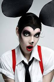 Mickey Mouse Halloween Costumes Mickey Mouse Eye Makeup Mickey Mouse Halloween