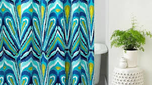 Peacock Curtains Shower Funky Shower Curtains Impressive Funky Shower Curtains Uk