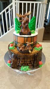 23 best images about moose cakes on pinterest