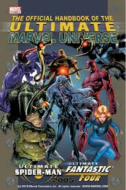 ultimate marvel the official handbook of the ultimate marvel universe vol 1 2