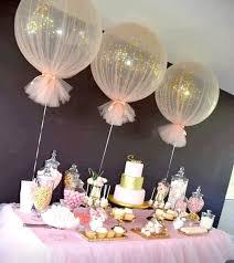 large balloons confetti balloons tulle birthday balloons kit set of 3 balloons