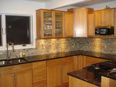 Oak Cabinets Kitchen Design The Best Color Granite Countertop For Honey Oak Cabinets Honey