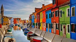 burano in the venetian lagoon italy digitaler lumpensammler