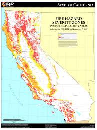 Lodi Ca Map Cal Fire California Fire Hazard Severity Zone Map Update Project