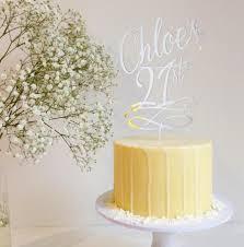 21 cake topper 21 aspen is one christening cake topper cake topper