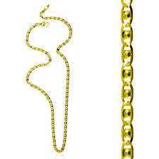 ladies gold necklace images Ladies chain fancy ball design 22ct yellow gold 05 market jpg