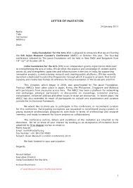 Japanese Embassy Letter Of Invitation exle invitation letter for japanese embassy fresh format india