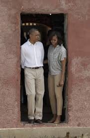 president obama visits slavery museum in senegal ny daily news