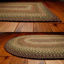 Orange Outdoor Rug by Rainforest Braided Rug An Ultra Durable Outdoor Rug