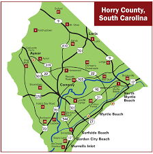 county map of sc swa recycling centers map and directions horry county solid