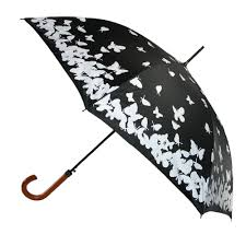 rainstopper women u0027s water activated color changing butterfly print