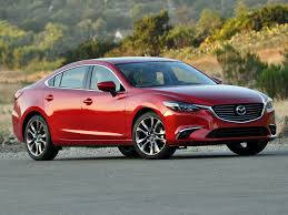 mazda sedan models 2016 mazda mazda6 overview cargurus