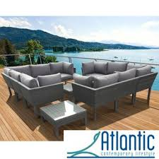 Gray Patio Furniture Sets 96 Best Home Modern Outdoor Furniture Images On Pinterest