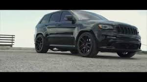 jeep cherokee grey with black rims jeep cherokee srt8 on 22