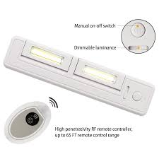 Under Cabinet Light by Dimmable Remote Controlled Led Under Cabinet Light Directional