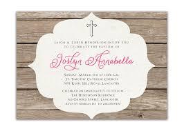Invitation Card Christening Simple Baptism Invitations Vertabox Com