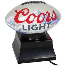 coors light party ball coors light football popcorn maker clfpm 1 the home depot