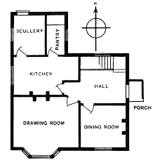 Rooms In A House File Ewe D020 House Plan With Two Of The Most Important Rooms Png