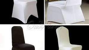 cheap chair cover awesome hot saleivoryblackwhite spandex stretch chair cover lycra