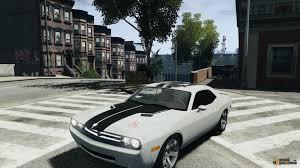 Dodge Challenger Concept - challenger concept slipknot edition for gta 4