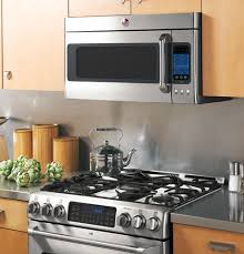over the range microwave cabinet ideas ge caf series 2 0 cu ft over the range microwave oven in above ideas