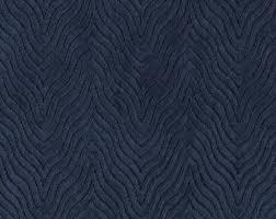 Velvet For Upholstery Navy Blue Textured Velvet Upholstery Fabric Velvet Fabric