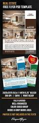 Template Real Estate Flyer by Real Estate U2013 Free Flyer Psd Template U2013 By Elegantflyer