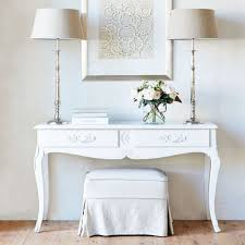 Antique White Console Table Console Table Console Table White With Storage Wayfair Mirror