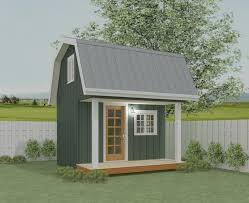 barn bunkie 8 by 12 with loft 50644 99 00