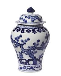 What Is Ginger Jars Blue U0026 White Swallowtail Ginger Jar Williams Sonoma