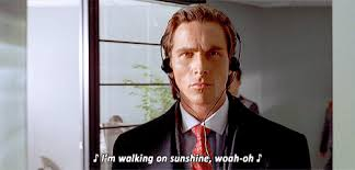 Patrick Bateman Meme - christian bale american psycho gif by fendis find download on