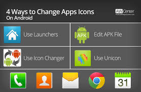 apk icon changer 4 ways to change apps icons on android without root aw center