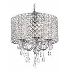 shade crystal chandelier chandeliers design marvelous black drum shade crystal chandelier