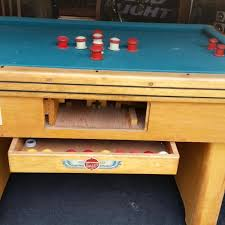 Valley Pool Table For Sale Find More Very Cool Bumper Pool Table W All Balls By Valley Mfg
