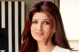 spotted twinkle khanna at the launch of her home decor store
