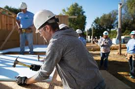 build on site homes habitat for humanity homes going up at site of benson natural gas