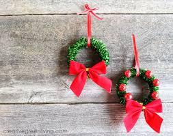 52 ornaments diy handmade tree handmade