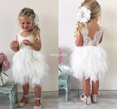 flower girl wedding boho wedding flower girl dresses for toddler infant baby
