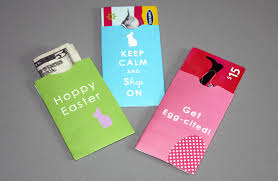 How To Print Business Cards At Home 5 Free Easter Gift Card Holders To Print At Home Gcg