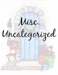 Uncategorized
