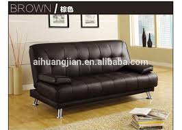 Sofa Bed Modern by China Cheap Price Sofa Bed Designs Synthetic Leather Sofa Bed