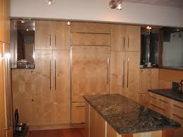 Unfinished Maple Kitchen Cabinets by Birdseye Maple Cabinets Bar Cabinet