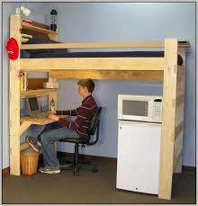 Metal Bunk Bed With Desk Underneath Bunk Bed With Table Underneath Plan Metal Bunk Bed With Table